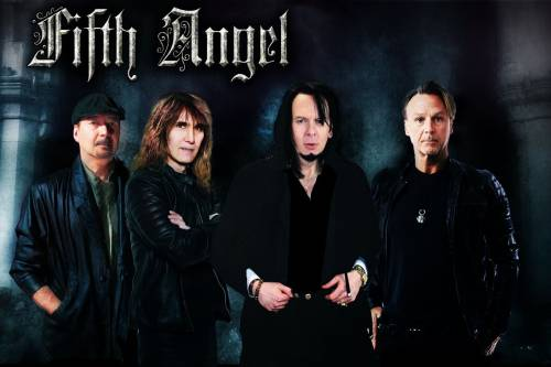 "FIFTH ANGEL: ""Can You Hear Me"" (νέο lyric video)"
