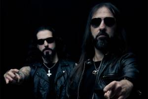 "ROTTING CHRIST: ""Threnody"" (νέο animated video)"