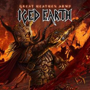 "ICED EARTH: ""Great Heathen Army"" (νέο lyric video)"