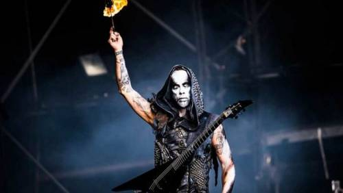 "BEHEMOTH: ""The Satanist"" (νέο live video)"