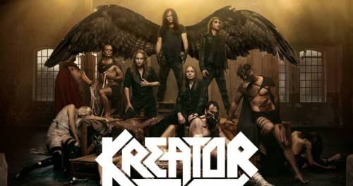 "KREATOR: ""Hail to the Hordes"" (νέο video clip)"