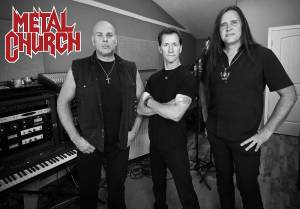 "METAL CHURCH: ""By the Numbers"" (νέο video clip)"