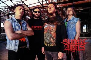 "SUICIDAL ANGELS: ""Image of the Serpent"" (νέο τραγούδι)"