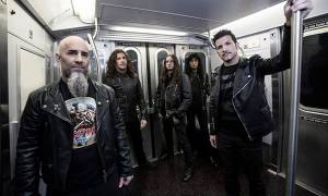 "ANTHRAX: ""Suzerain"" (νέο lyric video)"