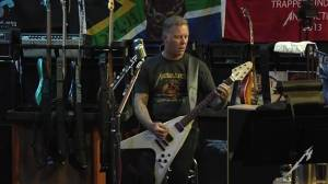 "METALLICA: Making-of του τραγουδιού ""Spit out the Bone"" (video)"