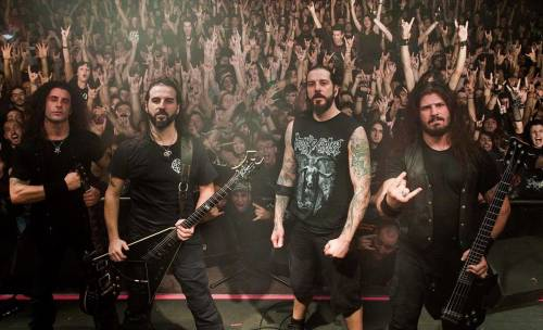 "ROTTING CHRIST: ""Fire, God and Fear"" (νέο lyric video)"