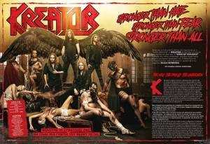 "KREATOR: ""Fallen Brother"" (νέο video-clip)"