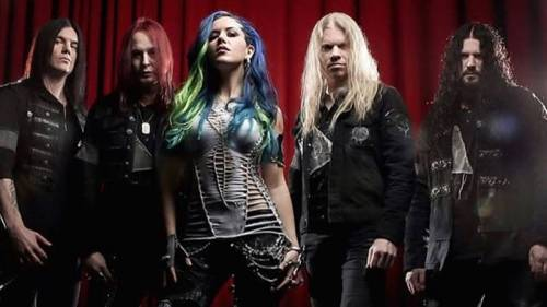 "ARCH ENEMY: Trailer από το επερχόμενο DVD ""As the Stages Burn!"""