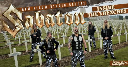 "SABATON: ""Fields of Verdun"" (νέο video clip)"