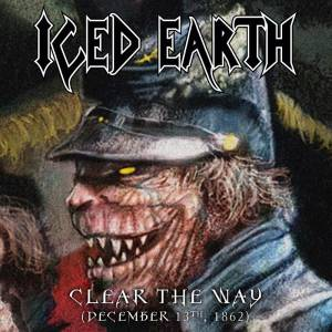 "ICED EARTH: ""Clear The Way (December 13th, 1862)"" (νέο lyric video)"