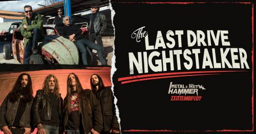NIGHTSTALKER/THE LAST DRIVE/BLACK HAT BONES: Δείτε σε video ολόκληρο το live