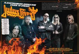 "JUDAS PRIEST: ""Spectre"" (νέο video clip)"