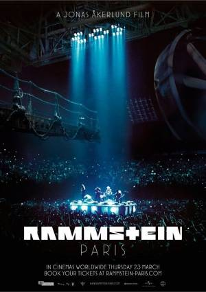 "RAMMSTEIN: Προβολή της concert movie ""Paris"" στα Village Cinemas"