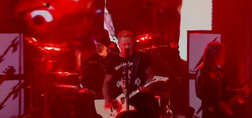 "METALLICA: Videos από το live στη Philadelphia και την εκπομπή ""The Late Show With Stephen Colbert"""