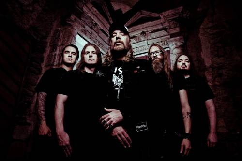 "AT THE GATES: ""The Mirror Black"" feat. ROB MILLER (νέο video clip)"