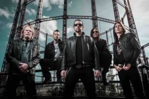 "BLACK STAR RIDERS: ""Cold War Love"" (νέο lyric video)"