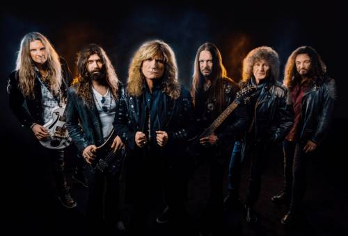 "WHITESNAKE: ""Trouble Is Your Middle Name"" (νέο τραγούδι)"
