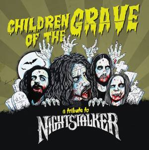 "CD ΤΕΥΧΟΥΣ ΝΟΕΜΒΡΙΟΥ ""Children of the Grave – A Tribute to Nightstalker"": TONIA ""Baby, God Is Dead"""
