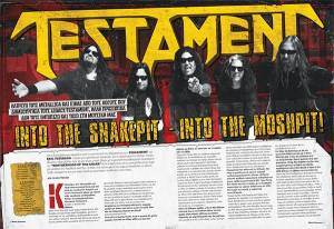 "TESTAMENT: ""The Pale King"" (νέο video-clip)"