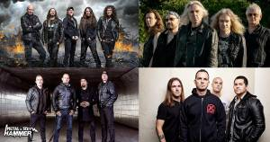 ROCKWAVE FESTIVAL: SAXON, ACCEPT, VOLBEAT και MARK TREMONTI προστίθενται στο billing