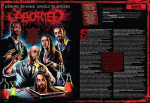 "ABORTED: ""Divine Impediment"" (νέο video – clip)"