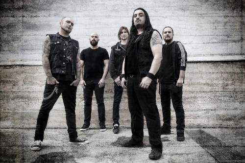 "NIGHTRAGE: ""By Darkness Drawn"" (νέο video clip)"