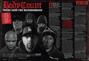 "BODY COUNT: ""The Ski Mask Way"" (νέο video clip)"