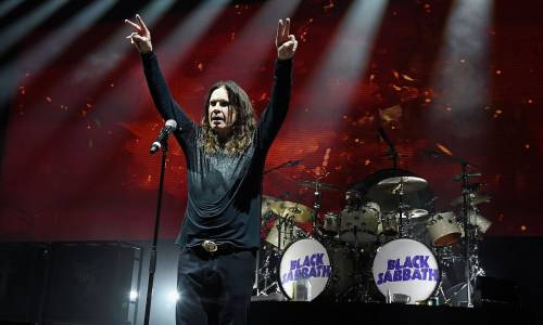"BLACK SABBATH: ""Children of the Grave"" (νέο live video)"