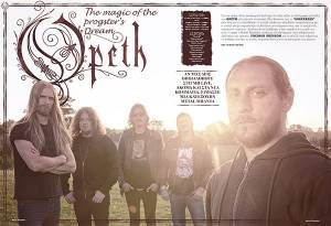 "OPETH: ""The Wilde Flowers"" (νέο lyric video)"