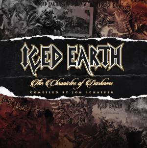 "CD ΤΕΥΧΟΥΣ ΙΟΥΛΙΟΥ: ICED EARTH ""THE CHRONICLES OF DARKNESS"""