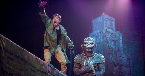 "IRON MAIDEN: Δείτε ολόκληρο το ""The Book of Souls: Live Chapter"" (video)"