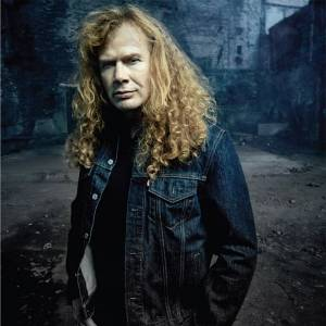 DAVE MUSTAINE: Δέκα δίσκοι που άλλαξαν τη ζωή του
