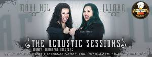 THE ACOUSTIC SESSIONS: Live στον Αλχημιστή