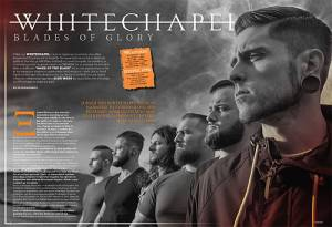 "WHITECHAPEL: ""Elitist Ones"" (νέο video – clip)"