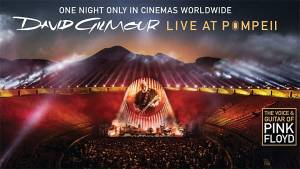 DAVID GILMOUR: LIVE AT POMPEII: Προβολή της ταινίας στα VILLAGE CINEMAS