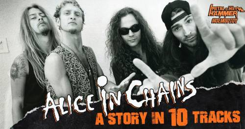 "ALICE IN CHAINS: ""Never Fade"" (νέο video clip)"
