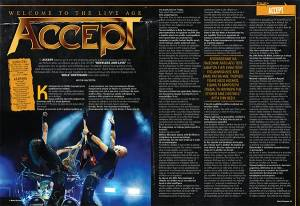 "ACCEPT: ""Shadow Soldiers"" (νέο video από το ""Restless and Live"")"
