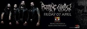 ROTTING CHRIST: Τον Απρίλιο στο Principal Club Theater