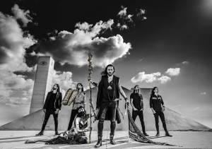 "ORPHANED LAND feat. HANSI KÜRSCH (BLIND GUARDIAN): ""Like Orpheus"" (νέο video clip)"