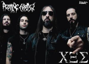 "ROTTING CHRIST: ""The Four Horsemen"" (APHRODITE'S CHILD cover, lyric video)"
