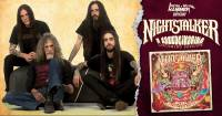 "NIGHTSTALKER: ""Sweet Knife"" (νέο video-clip)"