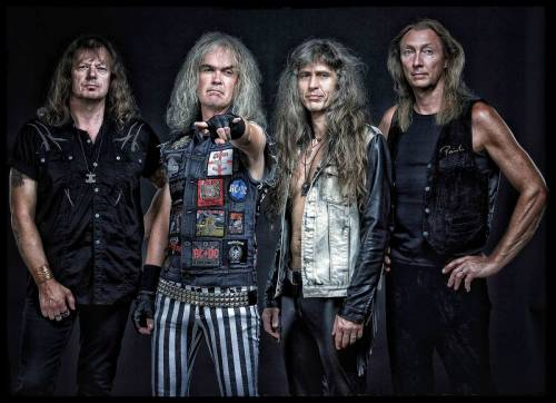 "GRAVE DIGGER: ""Fear of the Living Dead"" (νέο lyric video)"
