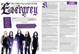"EVERGREY: ""The Impossible"" (νέο video-clip)"
