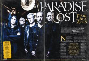 "PARADISE LOST: ""Blood and Chaos"" (νέο video clip)"