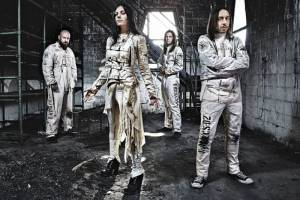 "LACUNA COIL: ""The House Of Shame"" (νέο lyric video)"