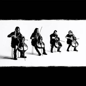 "APOCALYPTICA: Ζωντανά στην Ελλάδα με το ""PLAYS METALLICA BY FOUR CELLOS"""