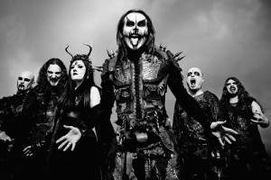 "CRADLE OF FILTH: ""Dusk And Her Embrace"" (νέο lyric video)"