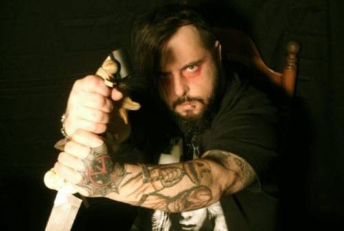 "FRANK ""KILLJOY"" PUCCI (NECROPHAGIA): Πέθανε ο τραγουδιστής και ιδρυτής της μπάντας"