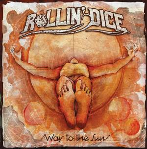 "CD METAL HAMMER - ΤΕΥΧΟΣ ΝΟΕΜΒΡΙΟΥ: ROLLIN' DICE ""Way to the Sun"""