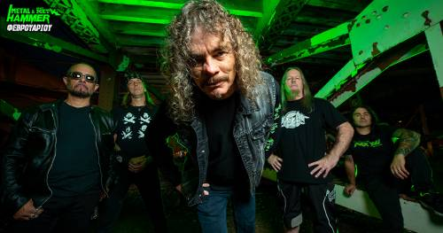 "OVERKILL: ""Welcome to the Garden State"" (νέο video clip)"